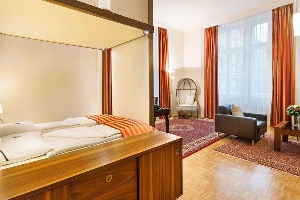 Отель Derag Livinghotel an der Oper - фото 3
