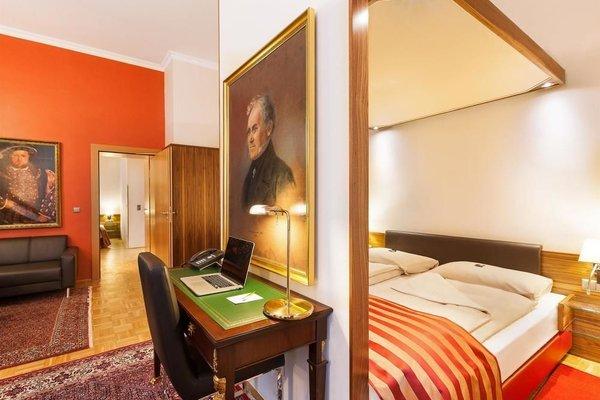 Отель Derag Livinghotel an der Oper - фото 5