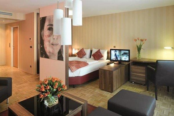 Отель Derag Livinghotel an der Oper - фото 7