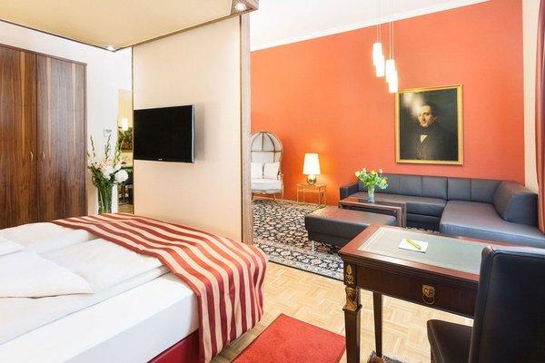 Отель Derag Livinghotel an der Oper - фото 8
