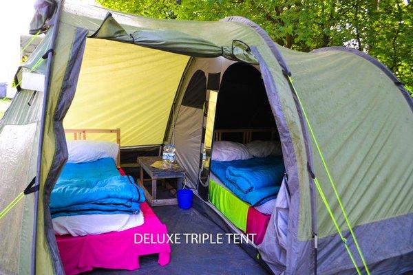 Munich All-Inclusive Campsite - фото 19