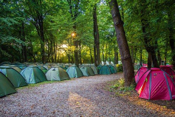 Munich All-Inclusive Campsite - фото 23