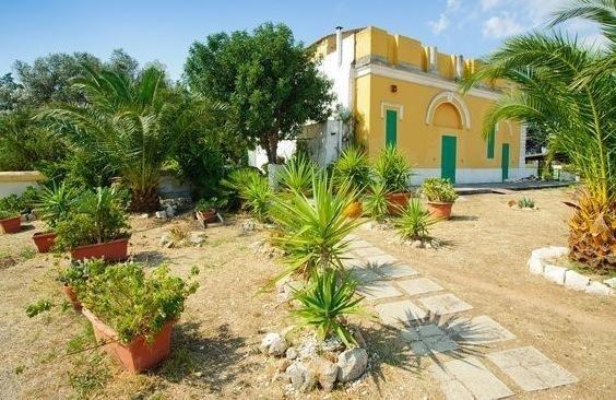 Гостевой дом «Masseria Capocanale», Statte