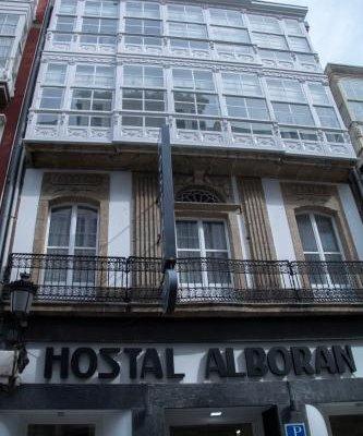Hostal Alboran - фото 23