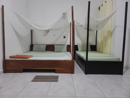 Guesthouse Cocotiers Cotonou - фото 37