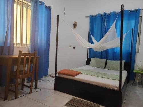 Guesthouse Cocotiers Cotonou - фото 1