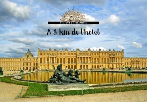 Hotel Best Western The Wish Versailles - фото 23