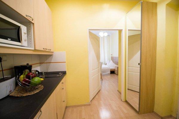 Ruterra Apartment Cimburkova - фото 13