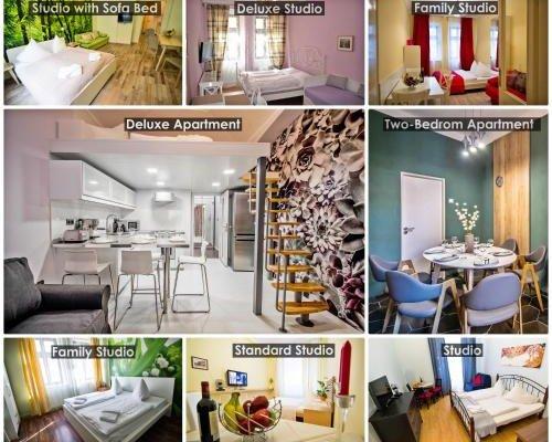 Ruterra Apartment Cimburkova - фото 16