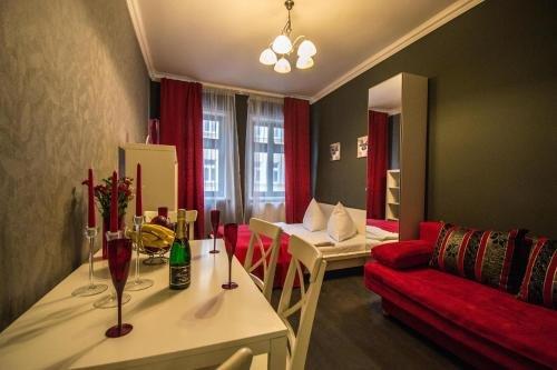 Ruterra Apartment Cimburkova - фото 7