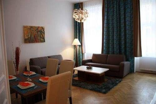 govienna Luxury City Apartments - фото 19