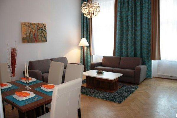 govienna Luxury City Apartments - фото 8
