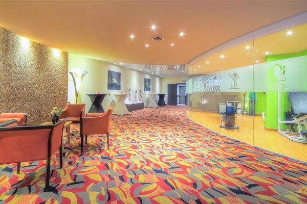 Hotel Lido **** Mons Centre - фото 17