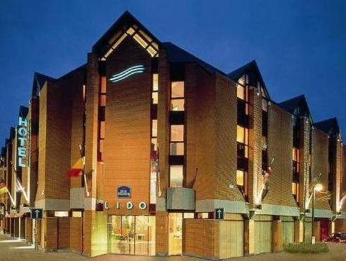 Hotel Lido **** Mons Centre - фото 22