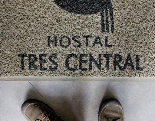 Hostal Tres Central - фото 19