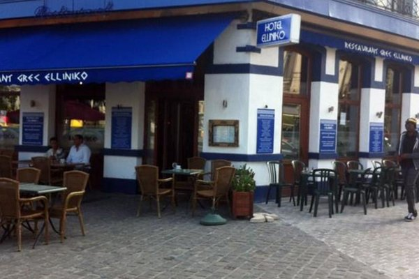 Hotel Elliniko - фото 1