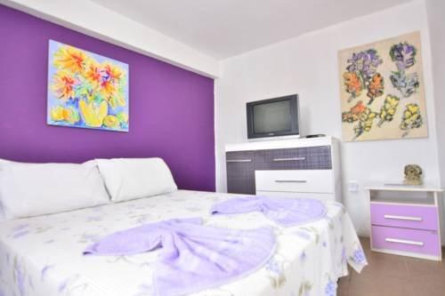 Hostel Mar dos Anjos - фото 49