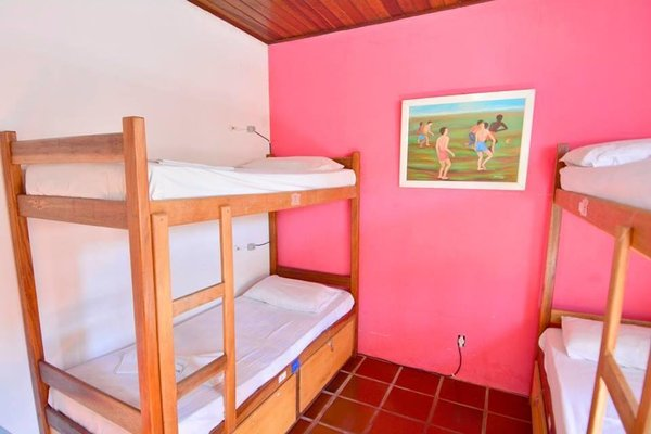 Hostel Mar dos Anjos - фото 11
