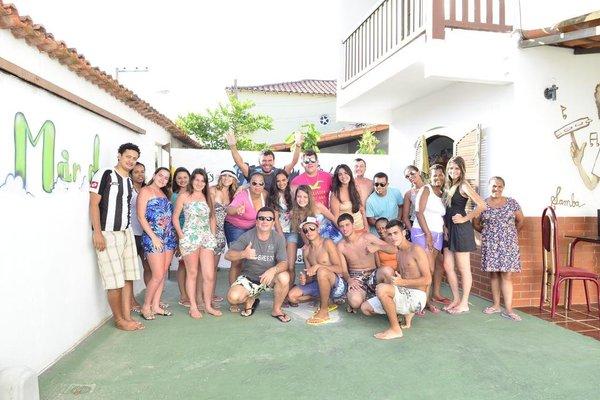 Hostel Mar dos Anjos - фото 20