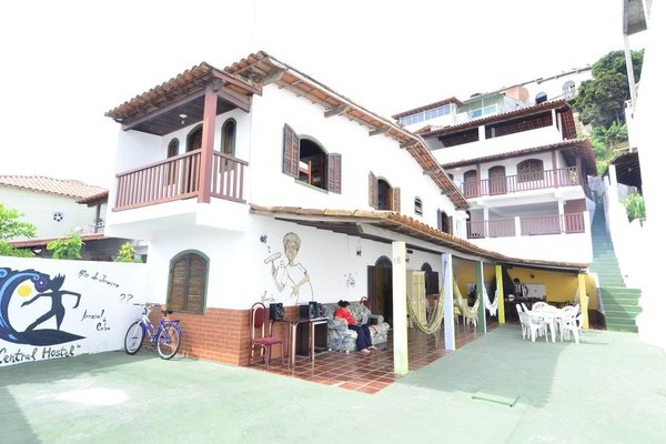 Hostel Mar dos Anjos - фото 21