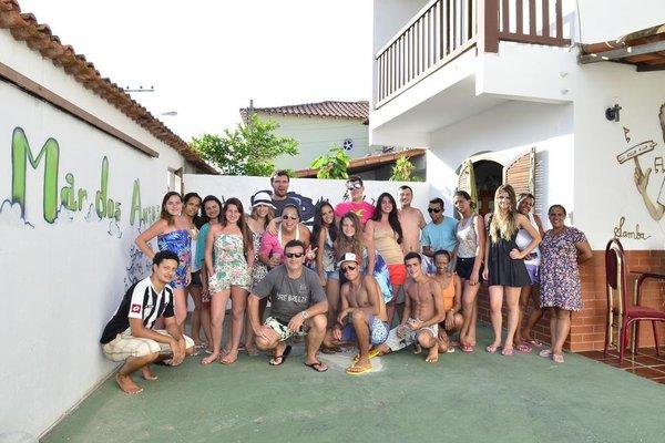 Hostel Mar dos Anjos - фото 23