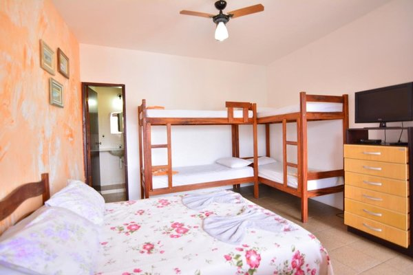 Hostel Mar dos Anjos - фото 9