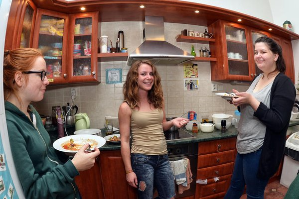 Hostel One Home - фото 8