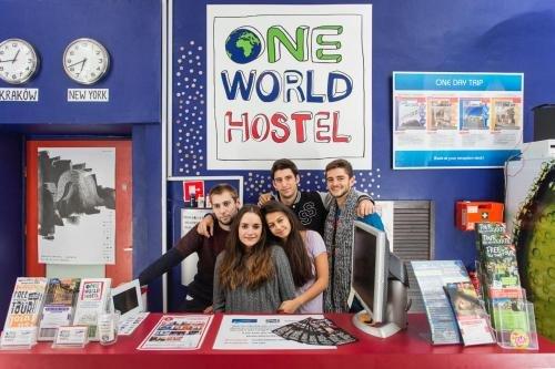 One World Hostel - фото 21