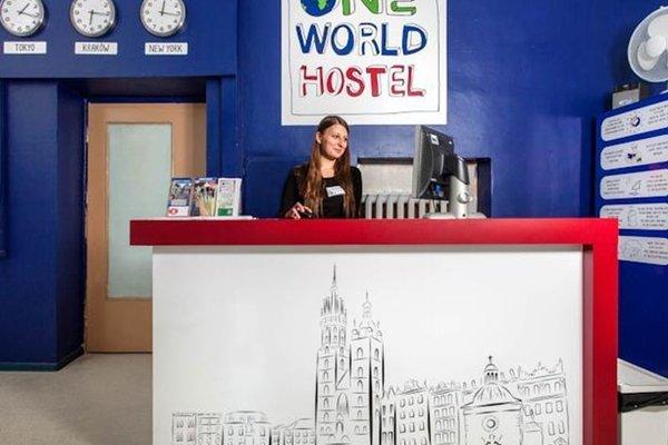 One World Hostel - фото 22