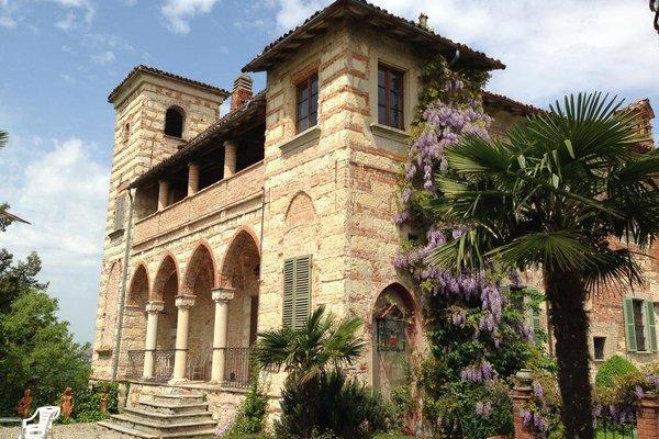 Отель Castello Di Frassinello - фото 21