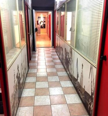 Bilbao Central Hostel - фото 21