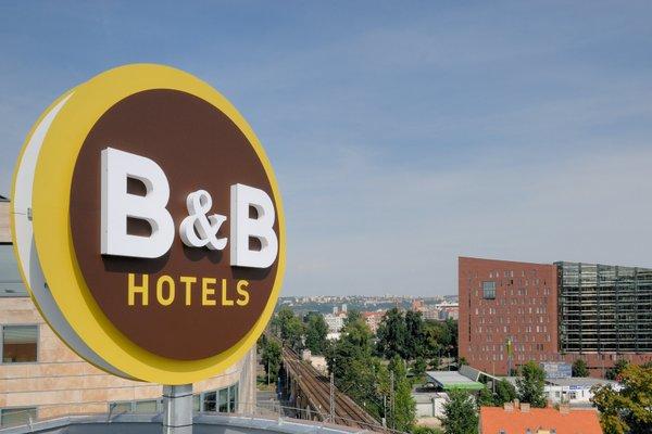 B&B Hotel Prague City - фото 20