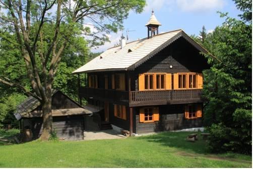 Horska Chata Schwaigrovka Svaty Hostyn - фото 10