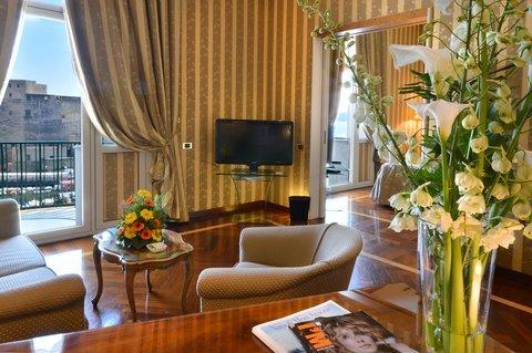 Grand Hotel Vesuvio - фото 3