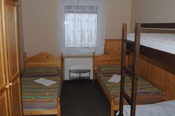 Гостиница «Horska Chata Pancir», Железна-Руда