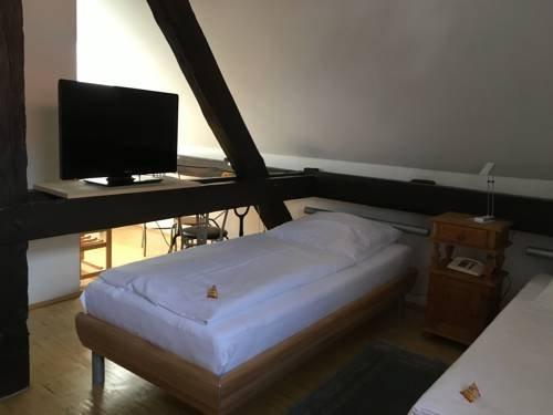 Hotel Brauhaus Weyhausen - фото 3