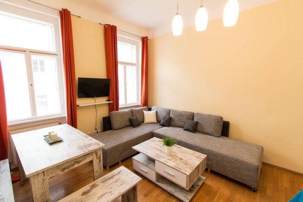 Klimt Apartments - фото 11