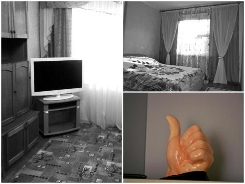 Apartment on Marinenko - фото 2