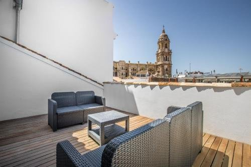 Picasso Suites Malaga - фото 19