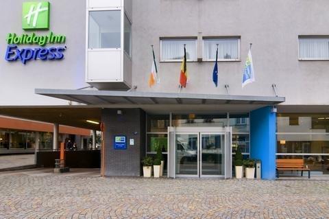 Holiday Inn Express Mechelen City Centre - фото 19