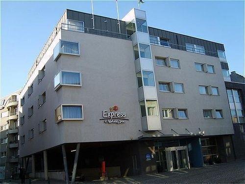 Holiday Inn Express Mechelen City Centre - фото 22