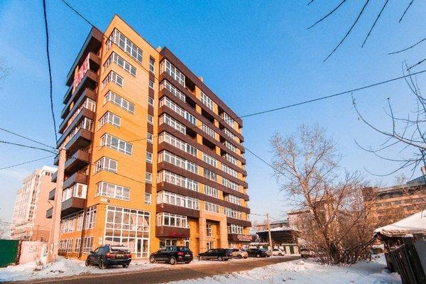 Апартаменты 38 Сити Центр - фото 2