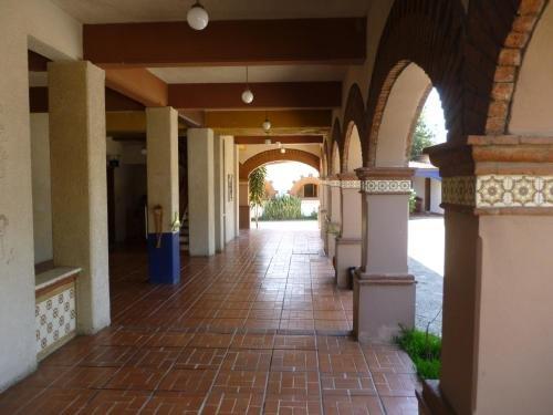 Hotel Posada Los Arcos - фото 11