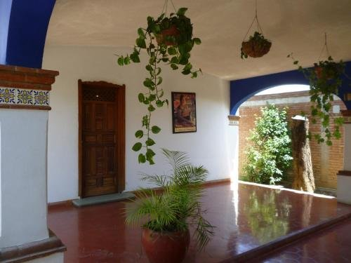 Hotel Posada Los Arcos - фото 9