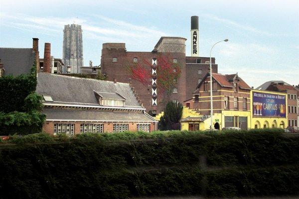 Hotel Brouwerij Het Anker - фото 21