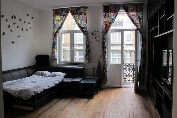 Apartment Tour & Taxis 3 - фото 21