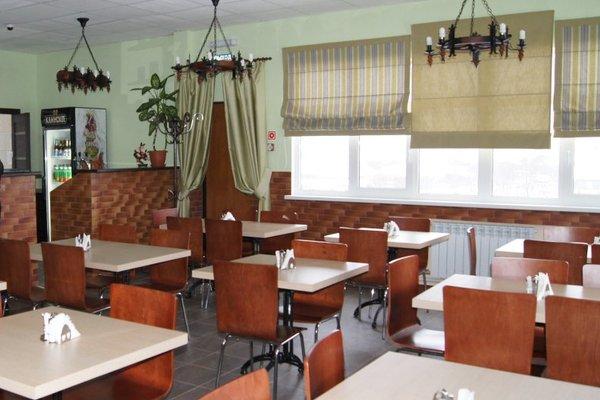 TGK Koleso Hotel - фото 12
