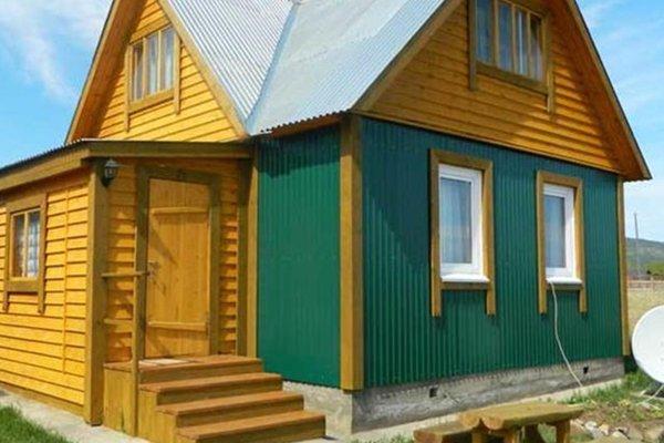 Cottage Baikalskaya Podkova - фото 24