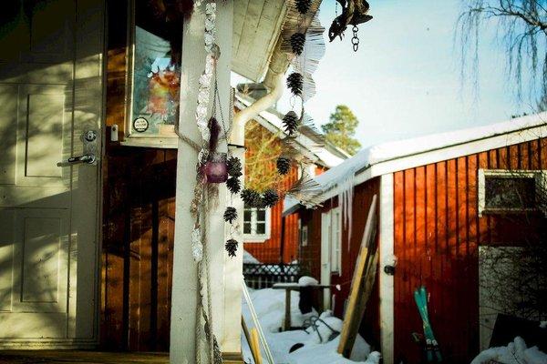 Eco Hostel Inspiral - фото 12