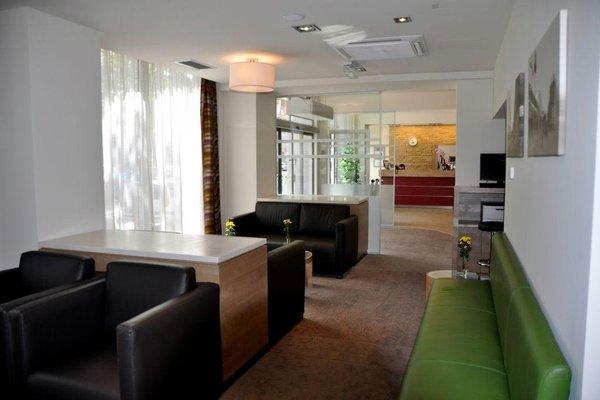 FourSide Hotel & Suites Vienna - фото 8